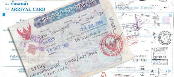 Thailand visa rules and regulation survival guide