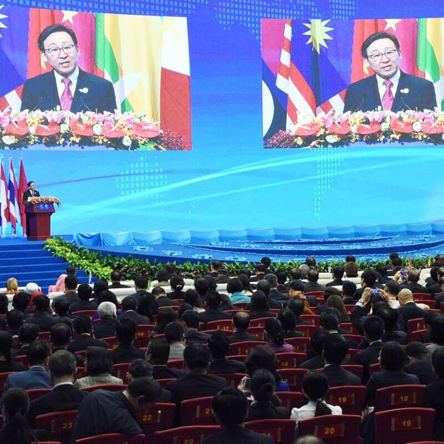 China, ASEAN eyes production capacity cooperation