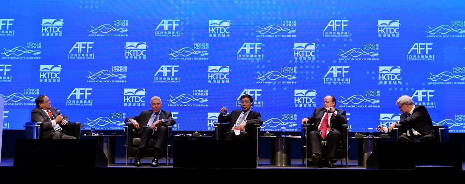 Asian Financial Forum (AFF) Features 2,800+ Government, Finance and Business Leaders