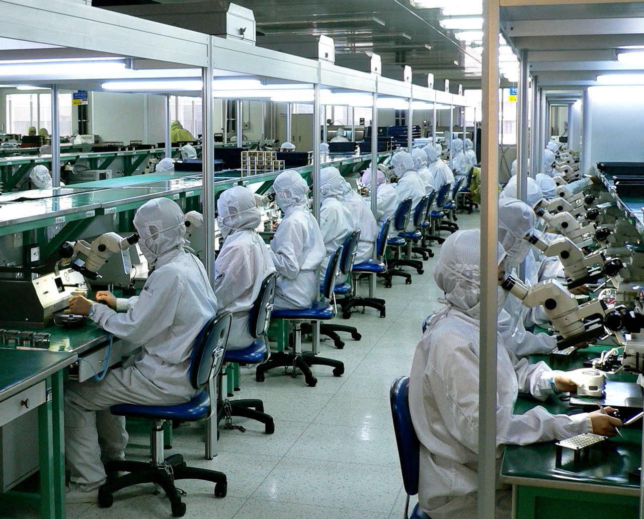 De Rerum Sinarum – Rethinking China As Production Outsourcing Paradise