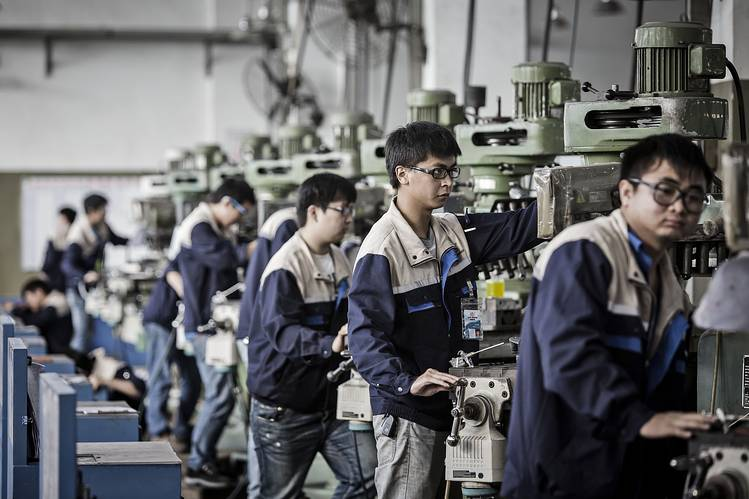 Early Look: China's 'Lukewarm' Economy in May